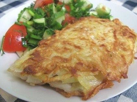 рыба в картошке (450x337, 37Kb)