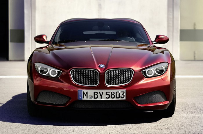 Обалденный BMW Zagato Coupe 21 (700x464, 80Kb)