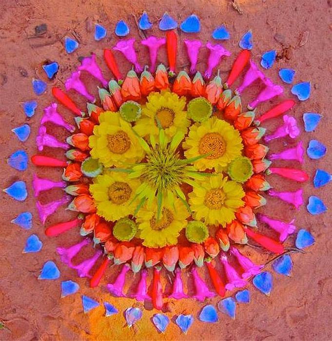 цветочные мандалы фото 20 (681x700, 219Kb)
