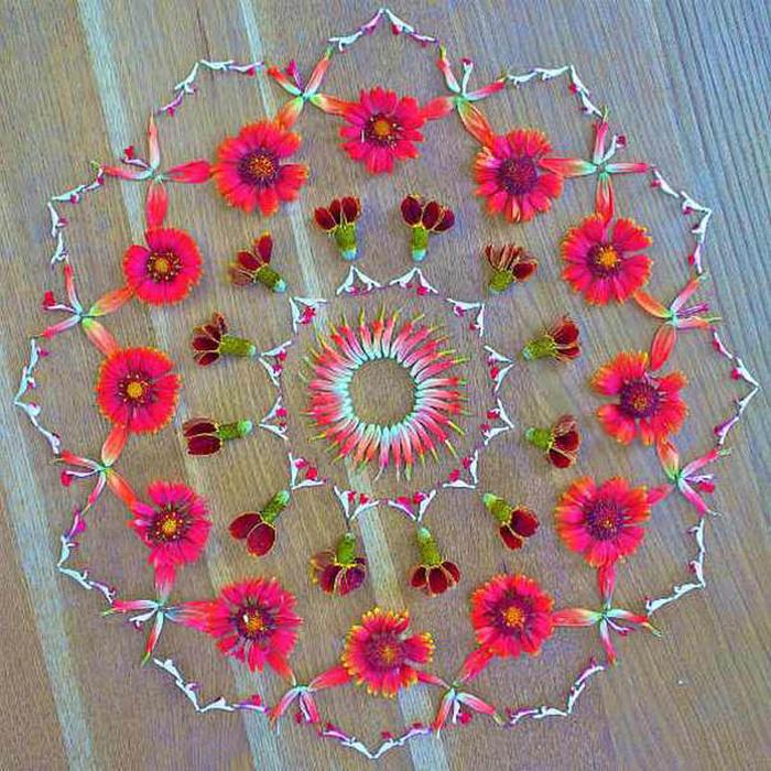 цветочные мандалы фото 32 (700x700, 231Kb)