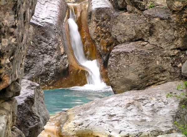 Арпатский водопад (600x439, 344Kb)