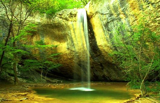 Водопад Козырек (530x343, 117Kb)