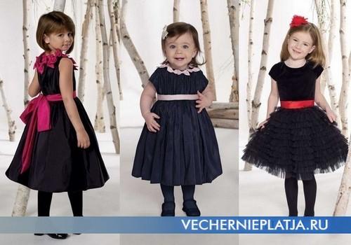 Красивые и модные платья для девушек