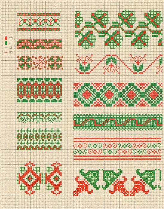 рисунки для вышивки крестом
