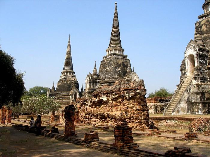 Королевство Таиланд фото и факты 15 (700x525, 122Kb)