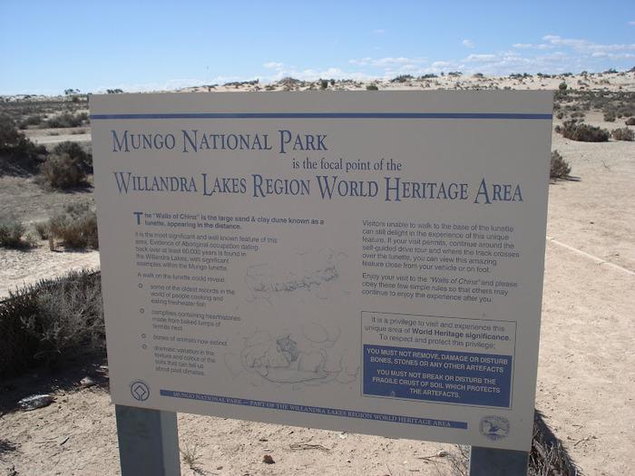 Национальный Парк Манго - Mungo National Park 57623