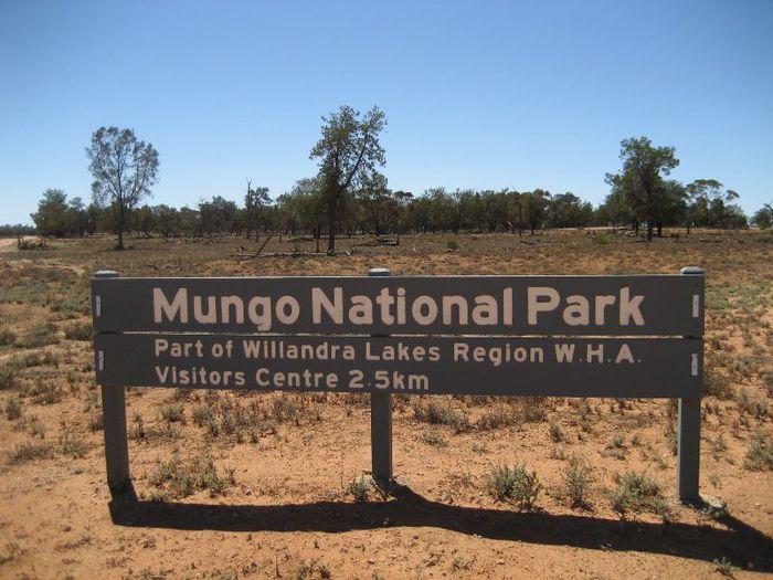 Национальный Парк Манго - Mungo National Park 90373