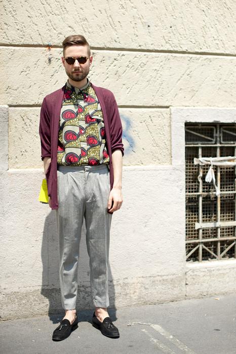 Современная Мужская Мода