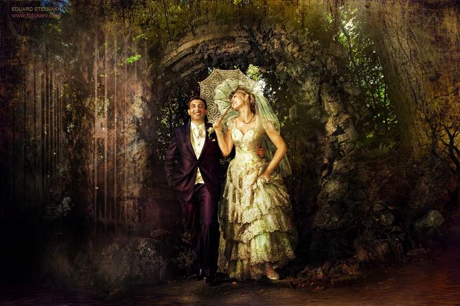 красивые свадебные фото 11 (670x446, 344Kb)
