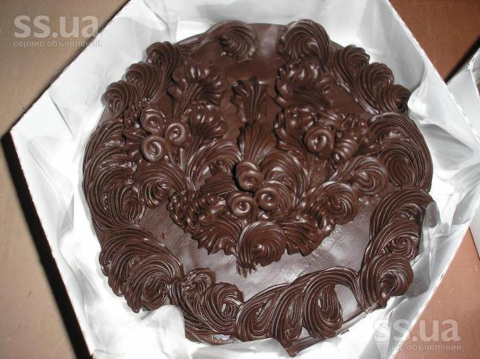 Торт из мастики своими руками на день