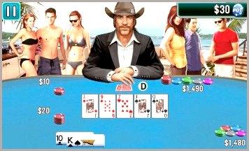 Комбинации в покере холдем