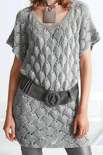 Летняя женская длинная туника с рукавами связана спицами/4683827_20120629_172108 (352x526, 78Kb)