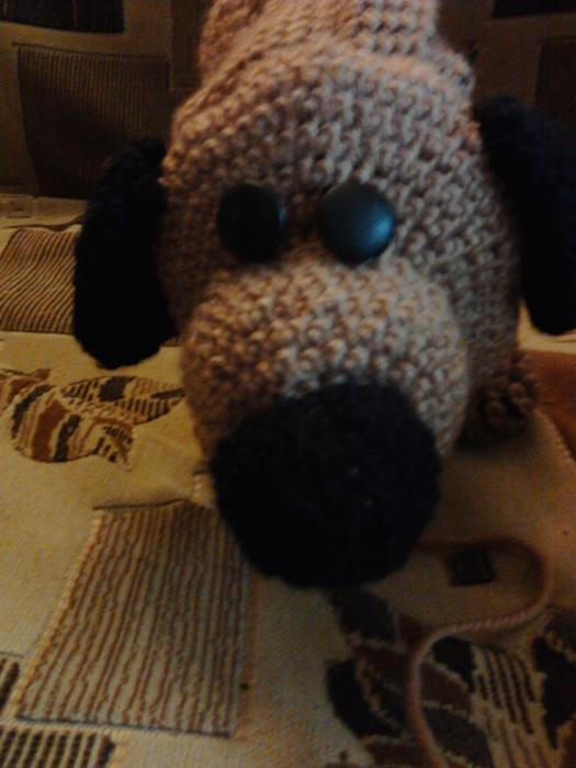 Сумка-игрушка собачка Мастер-класс своими руками