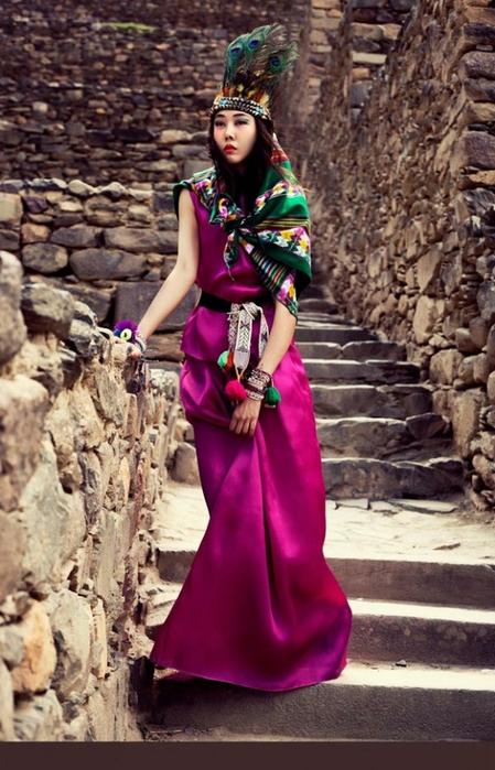 модная фотосессия в этническом стиле 4 (449x700, 263Kb)