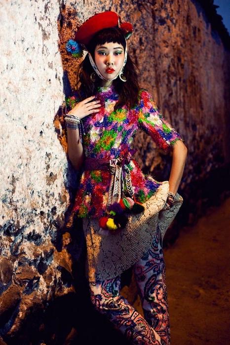 модная фотосессия в этническом стиле 6 (466x700, 293Kb)
