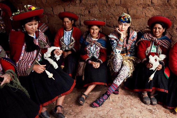 модная фотосессия в этническом стиле 12 (680x453, 109Kb)