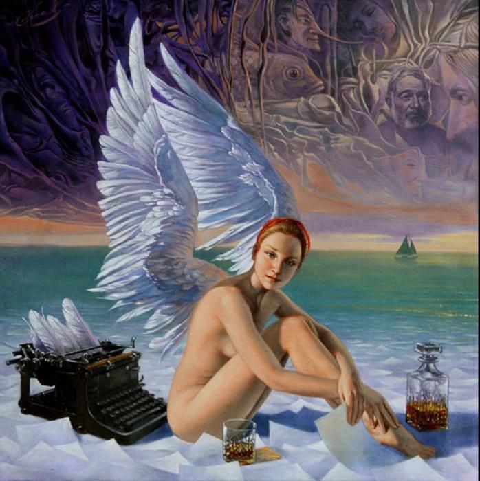 Ангел (698x700, 157Kb)