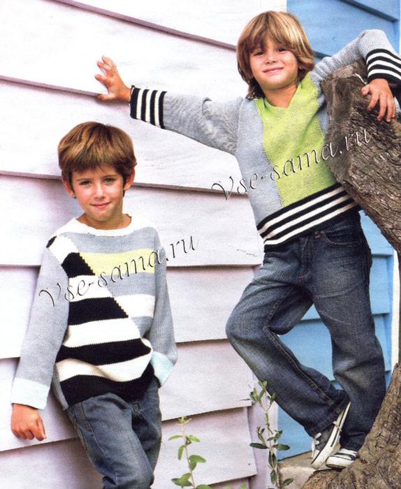 Zadornye-dorojki---djemper-pulover-ris (574x700, 123Kb)