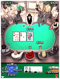 Покер демо онлайн бесплатно