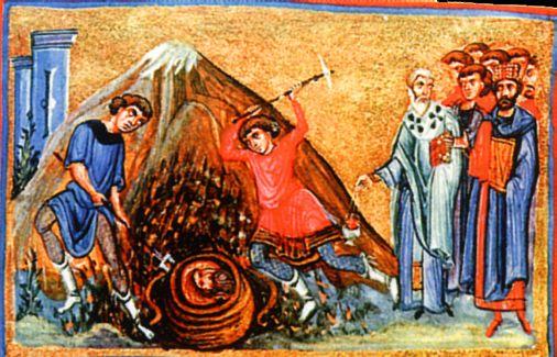 3-е обретение главы Иоанна Предтечи (506x325, 51Kb)