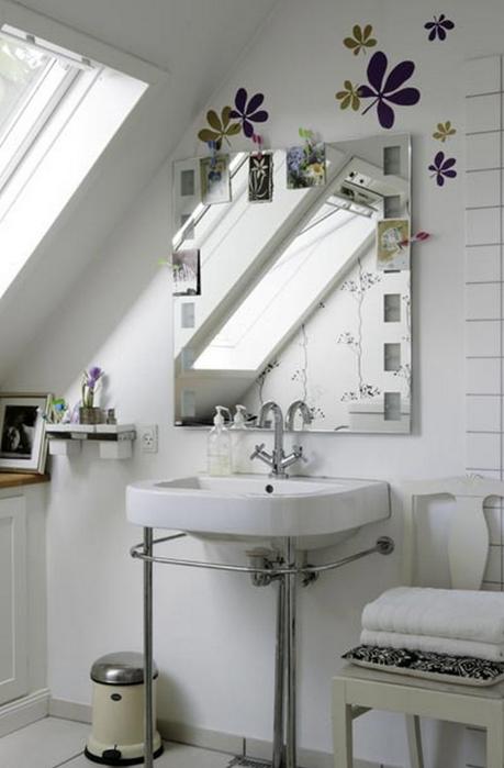 Черно-белый дизайн квартир 4 (459x700, 194Kb)