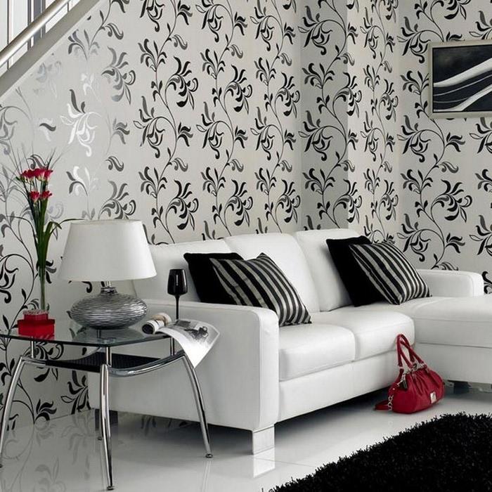 Черно-белый дизайн квартир 25 (700x700, 156Kb)