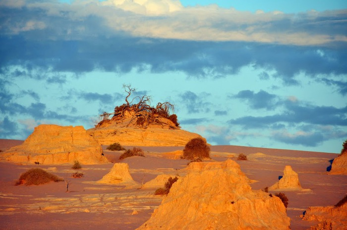 Национальный Парк Манго - Mungo National Park 29956