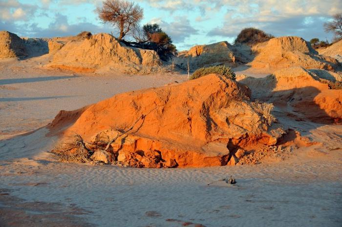 Национальный Парк Манго - Mungo National Park 64364