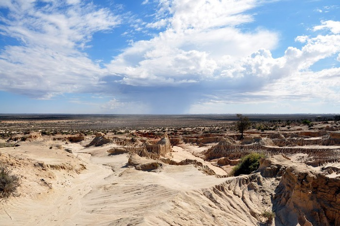 Национальный Парк Манго - Mungo National Park 88160