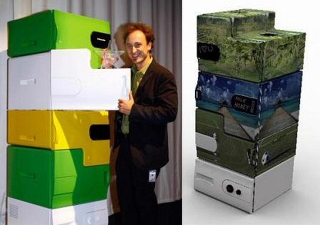 Креативный дизайн холодильника для вашей кухни 14 (640x449, 54Kb)