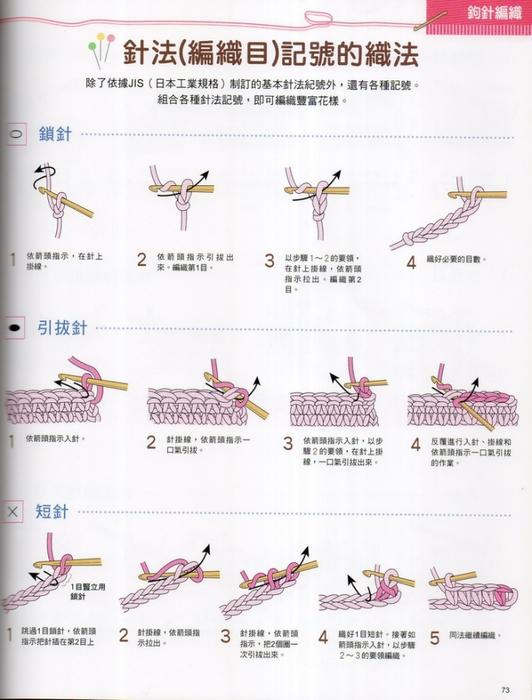 Основы вязания крючком по китайским схемам наглядно для начинающих/4683827_2074189103382670242 (532x700, 230Kb)