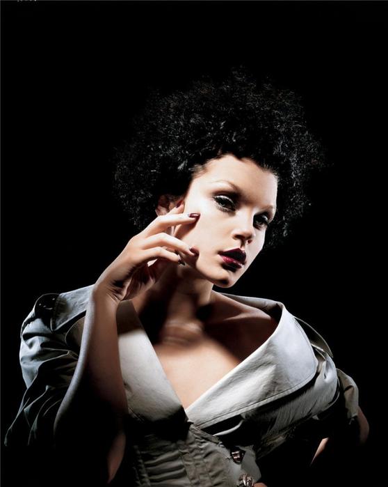 Выразительный фотопортерт Джесики Стэм от Ричарда Бербиджа 10 (558x700, 198Kb)