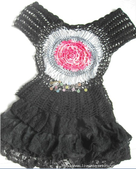 Beautiful elegant crochet tunic for girls, the details in the master class on foto/4683827_20120627_131748 (450x559, 139Kb)