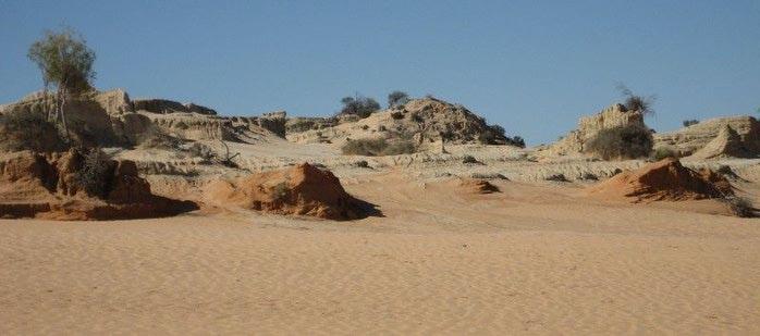 Национальный Парк Манго - Mungo National Park 86664