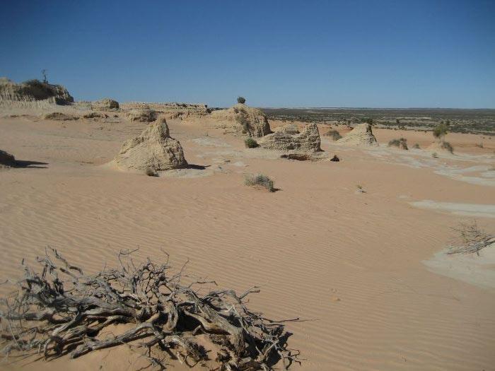 Национальный Парк Манго - Mungo National Park 15552