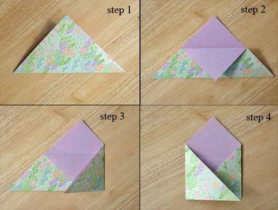 Как сделать своими руками маленький конвертик