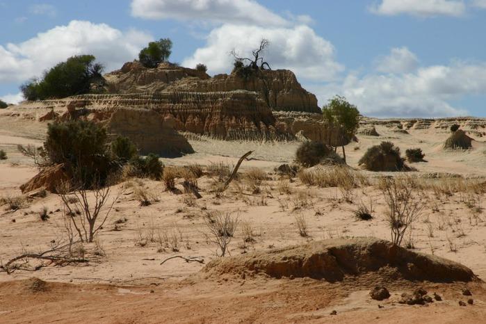 Национальный Парк Манго - Mungo National Park 11802
