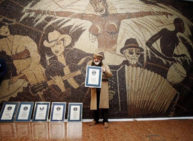 мозаика из кофейных зерен Саимир Страти 2 (640x466, 346Kb)