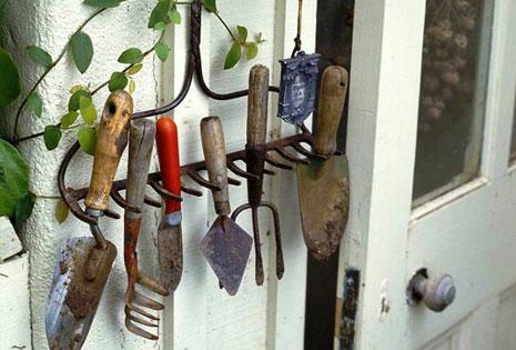 Поделки для сад самое лучшее в блогах