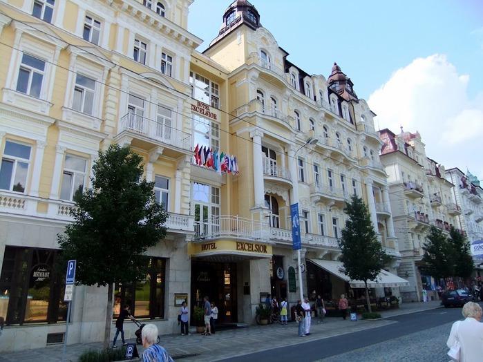Курорт Марианске Лазне - зелёная жемчужина Чехии. 49990