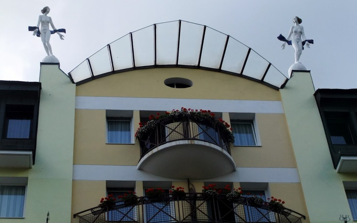 Курорт Марианске Лазне - зелёная жемчужина Чехии. 97977