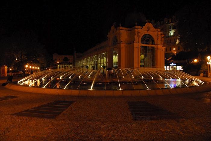 Курорт Марианске Лазне - зелёная жемчужина Чехии. 56803