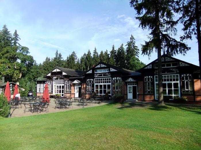Курорт Марианске Лазне - зелёная жемчужина Чехии. 23505