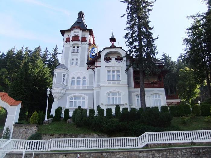 Курорт Марианске Лазне - зелёная жемчужина Чехии. 36490