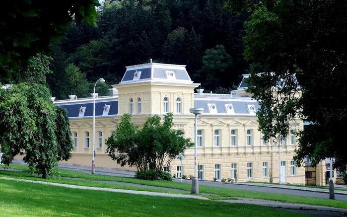 Курорт Марианске Лазне - зелёная жемчужина Чехии. 51146