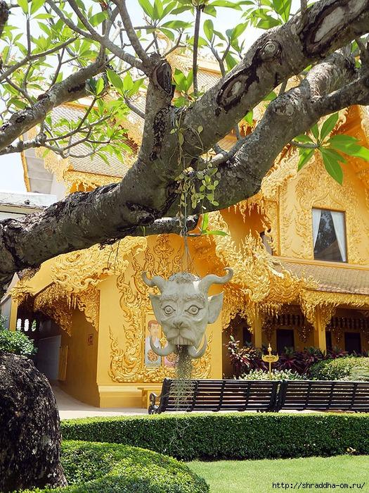 комплекс Белого Храма в Тайланде, 1 (525x700, 432Kb)