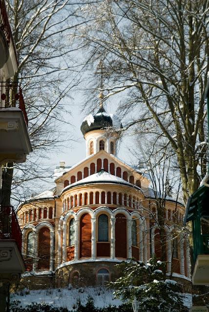 Курорт Марианске Лазне - зелёная жемчужина Чехии. 91646