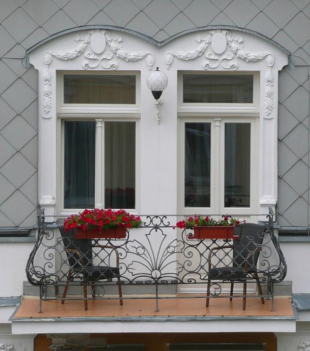 Курорт Марианске Лазне - зелёная жемчужина Чехии. 41481