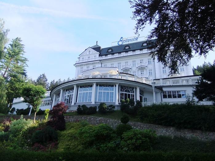 Курорт Марианске Лазне - зелёная жемчужина Чехии. 17690