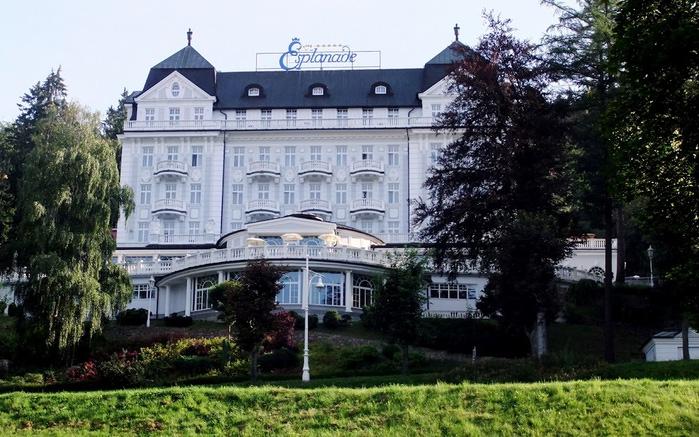 Курорт Марианске Лазне - зелёная жемчужина Чехии. 95354